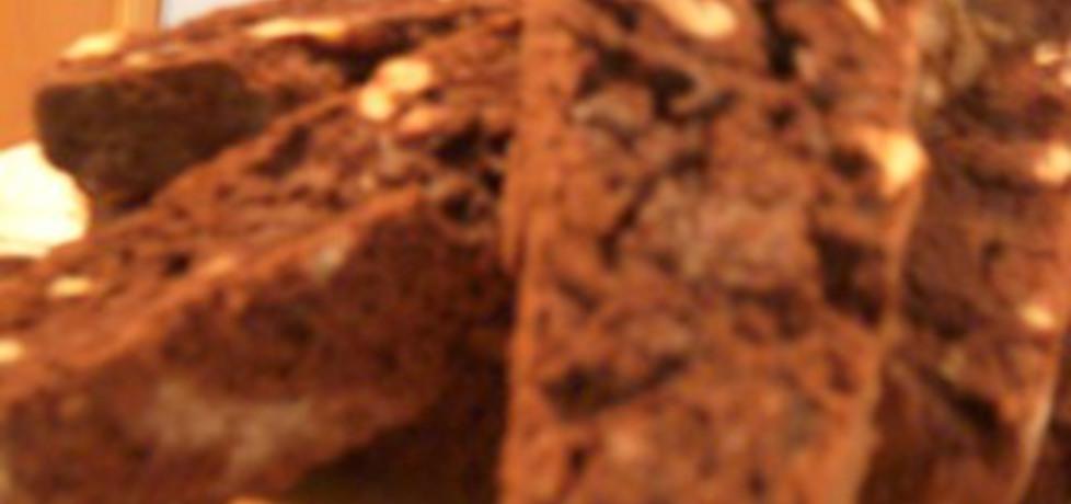 Biscotti podwójnie czekoladowe (autor: justynaherlife ...