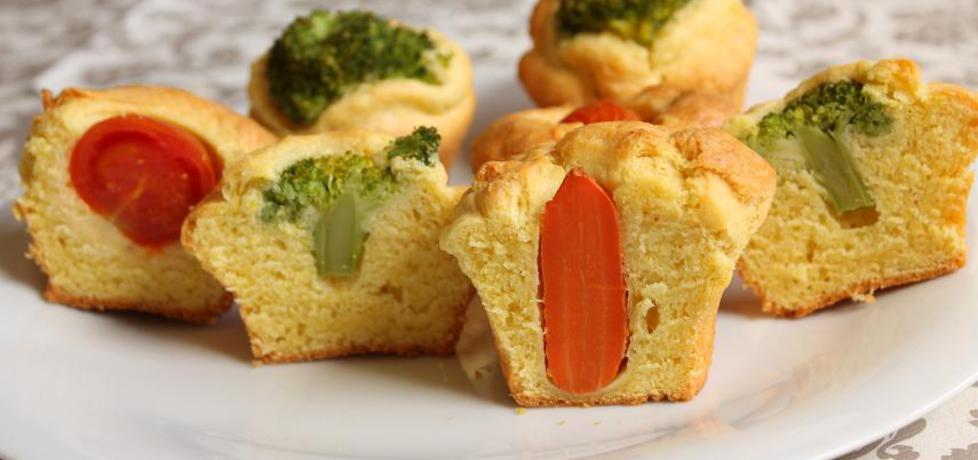 Warzywne muffiny (autor: iwonadd)