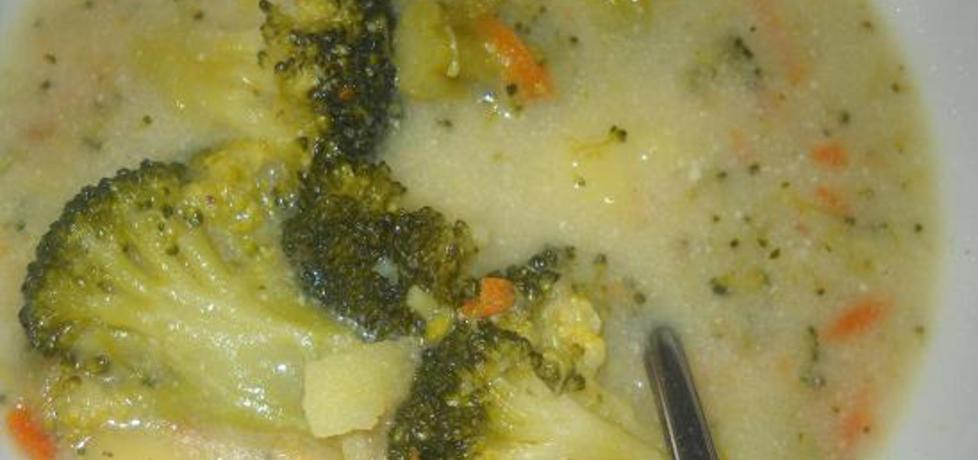 Zupa z brokułów dla dziecka (autor: justyna