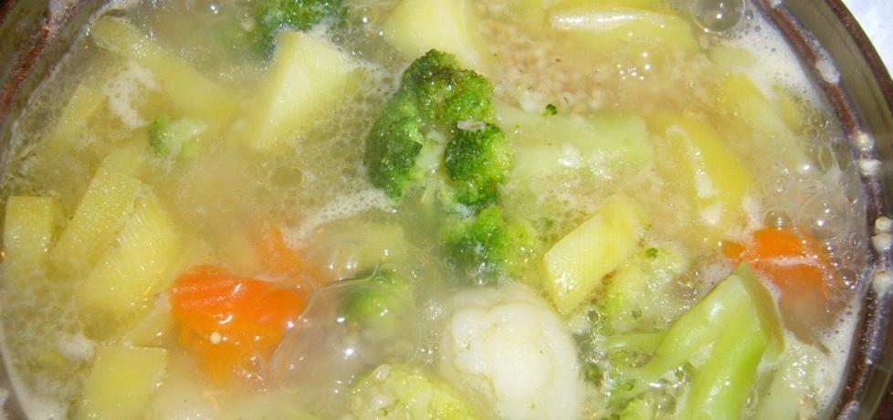 Zupka dla bobasa z kaszą jęczmienną (autor: malgorzata80 ...