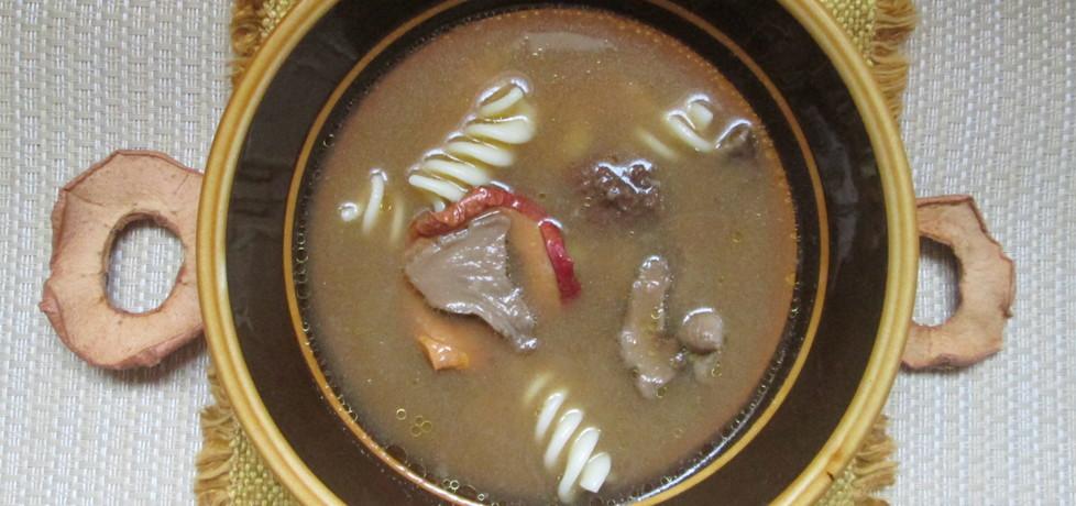 Zupa grzybowa na wigilię (autor: katarzyna40)