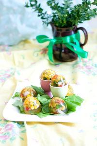Wielkanocne jajka z galaretki