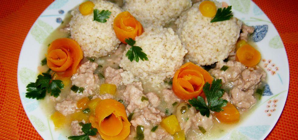 Sos z mięsa mielonego (autor: katarzynka455)