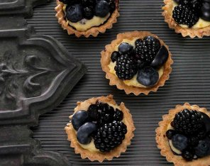 Tartaletki z owocami  prosty przepis i składniki