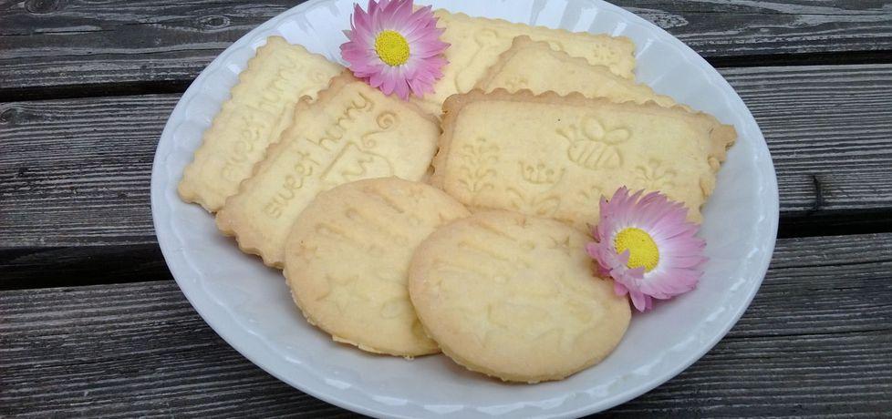 Kruche waniliowe ciasteczka stemplowe (autor: lis)