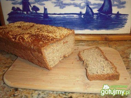 Przepis  chleb gryczano-orkiszowy na drożdżach przepis