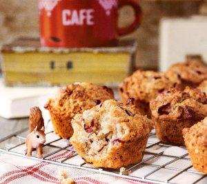 Bardzo zdrowe muffinki  prosty przepis i składniki