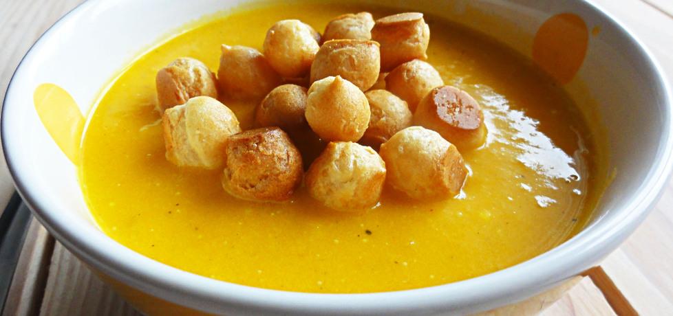 Kremowa zupa z dyni (autor: ilonaalbertos)