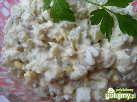 Przepis  pasta z makreli z oleju przepis