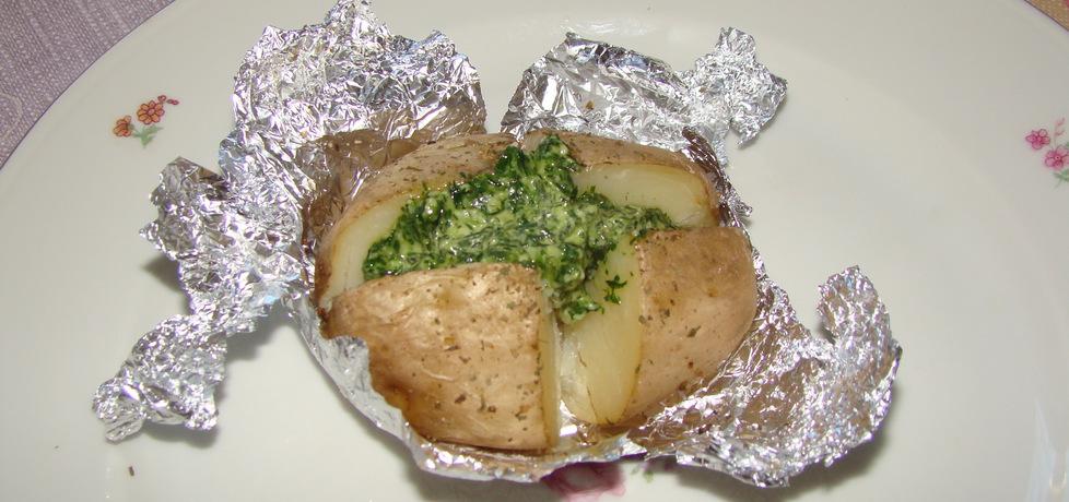Ziemniaki na zielono (autor: katarzynakate1980)