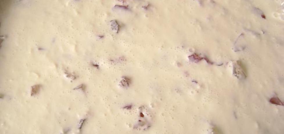 Galaretki pod białą pierzynką (autor: sylwiamagdasabin ...