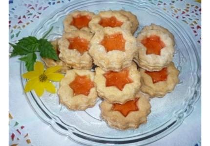 Ciasteczka z galaretką
