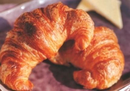 Francuskie rogaliki śniadaniowe