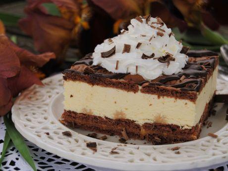 Przepis  lodowe ciasto na herbatnikach przepis