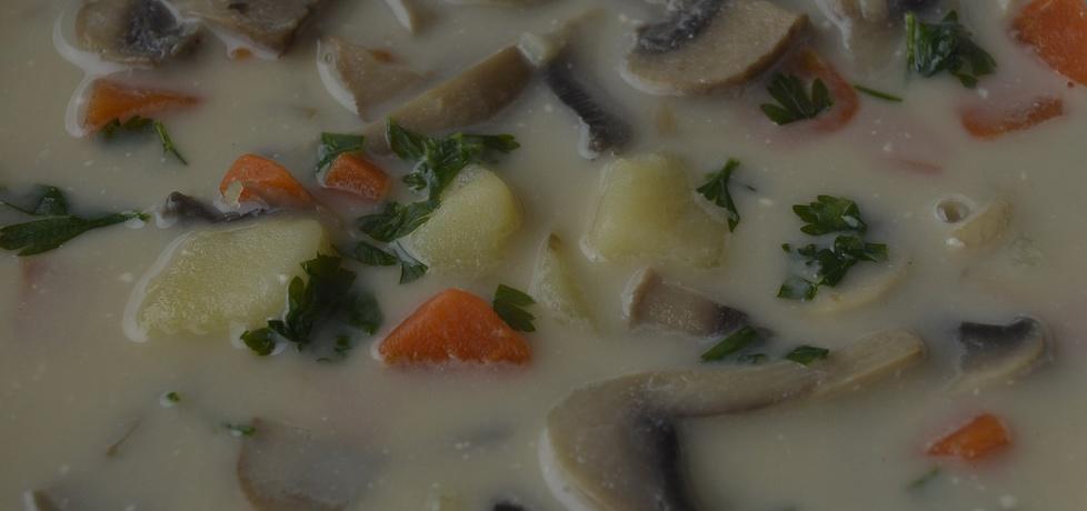 Zupa pieczarkowa (autor: noninka77)