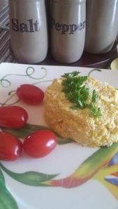 Pasta jajeczna kanapkowa