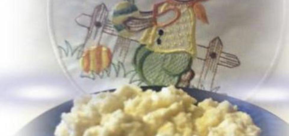 Chrzan z jajkiem na wielkanoc (autor: zbysiowa)