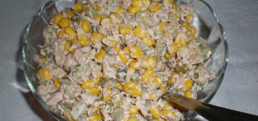 Sałatka z tuńczyka (autor: ilonaalbertos)