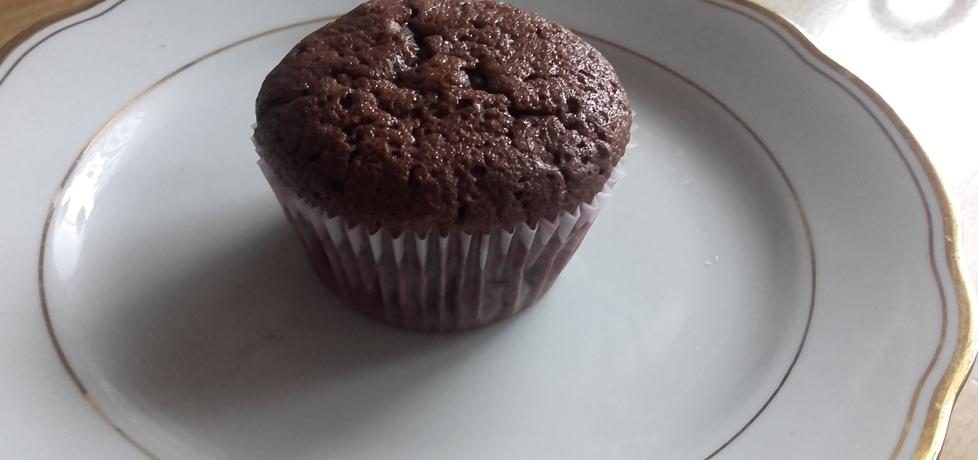 Wilgotne babeczki czekoladowe. (autor: peppermint91 ...