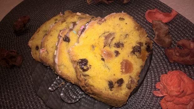 Przepis  ciasto  cytrynowy keks przepis