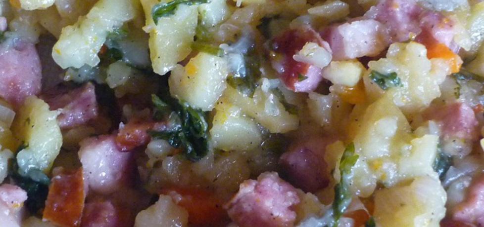 Prażone ziemniaki (autor: wafelek2601)