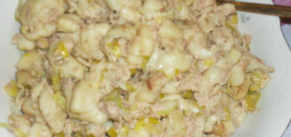 Saładka z tuńczyka w śmietanie (autor: kuklik)
