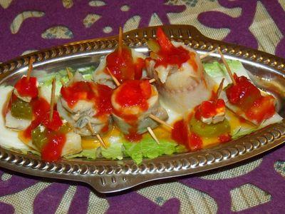 Śledziowe chili, czyli ryba na ostro.