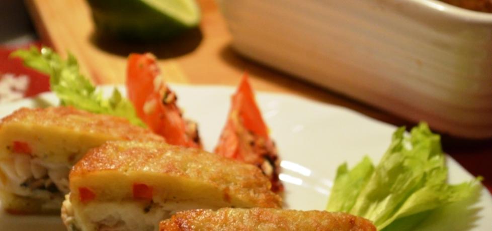 Ryba w panierce ziemniaczanej (autor: martynia6)