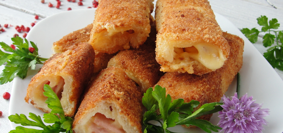 Krokiety z chleba (autor: alaaa)