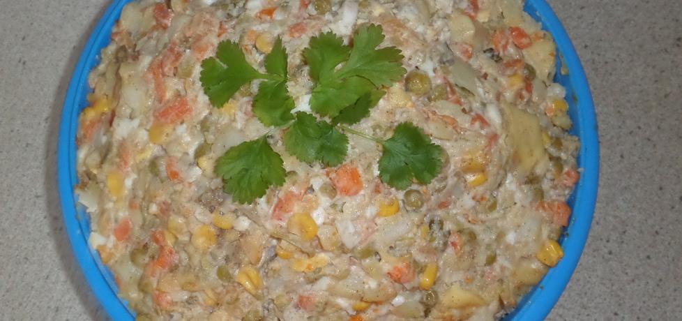 Sałatka z tortellini (autor: justyna92)