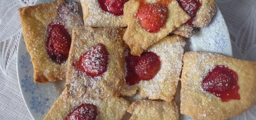 Pyszne ciasteczka truskawkowe (autor: pioge7)
