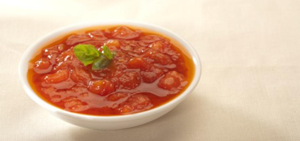 Salsa pomidorowa z kolendrą (autor: doradca
