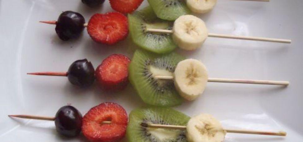 Szaszłyki owocowe (autor: magula)