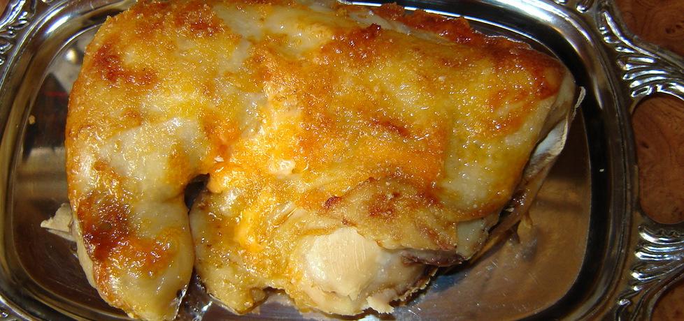 Udka pieczone w sosie majonezowo
