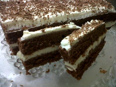 Ciasto czarno