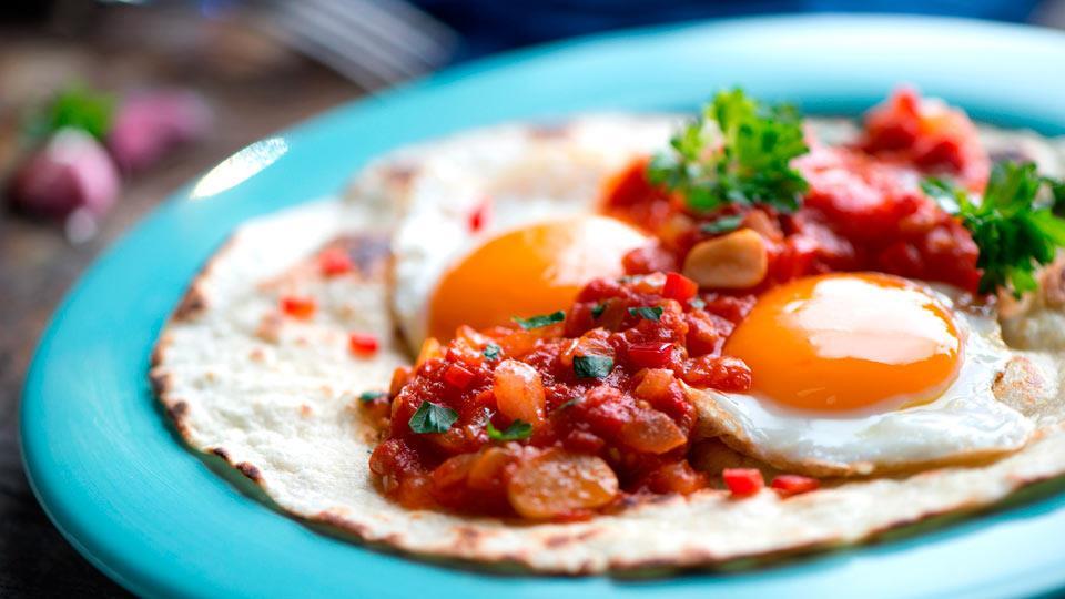 Przepis na jajka po hiszpańsku
