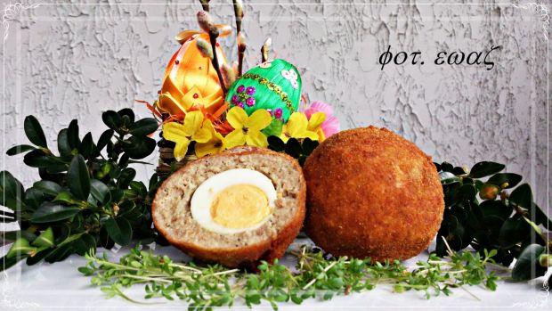 Jajka po szkocku  najlepsze przepisy