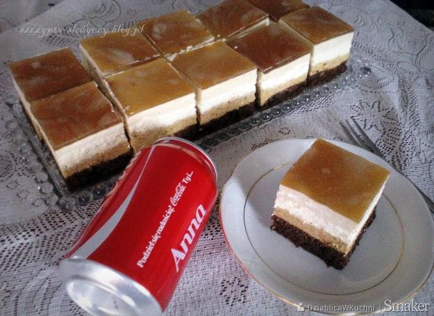 Ciasto coca  cola