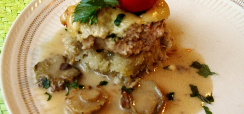 Zapiekanka z ziemniaków i mięsa mielonego (autor: iziona ...