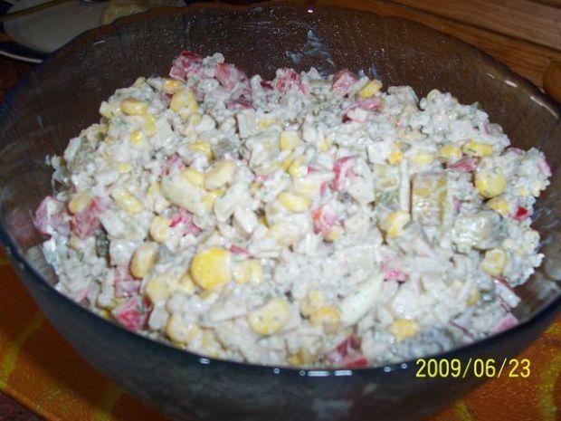 Sposoby na przygotowanie: kolorowa salatka. gotujmy.pl