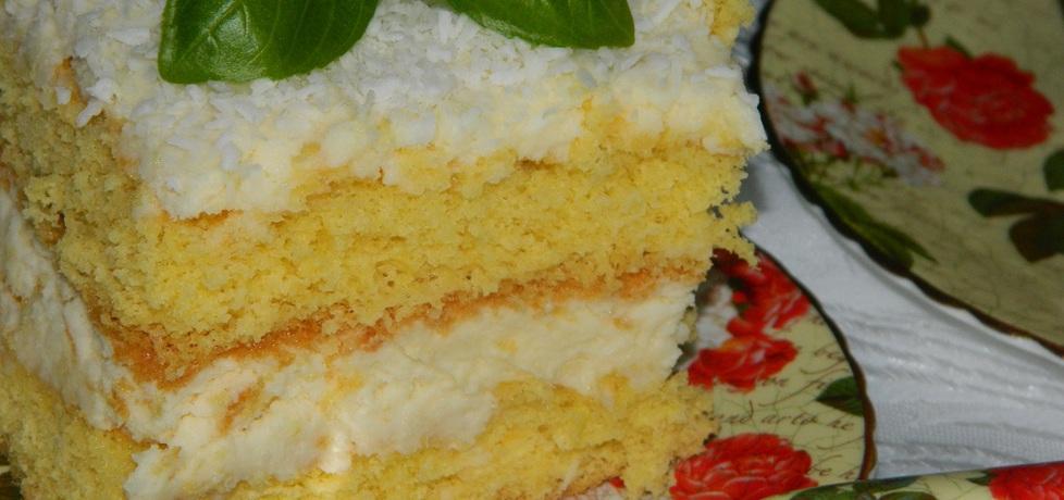 Ciasto rafaello (autor: bietka)