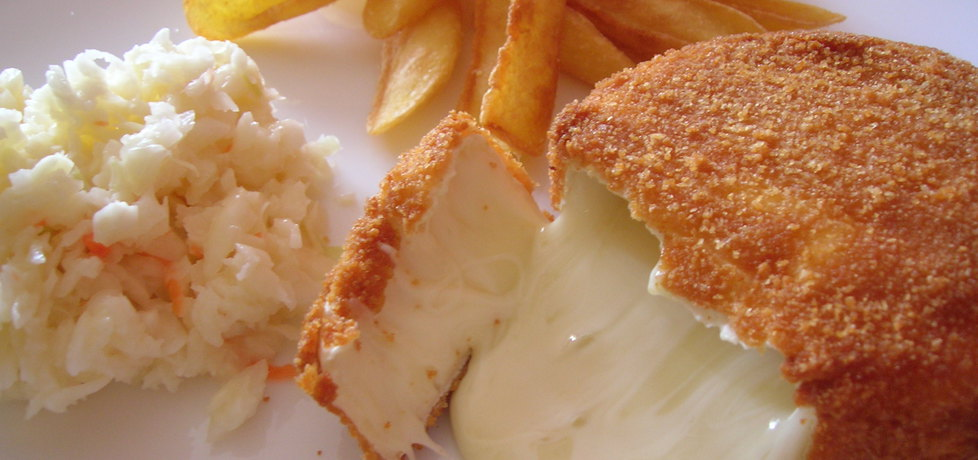 Camembert w panierce (autor: izabela77)