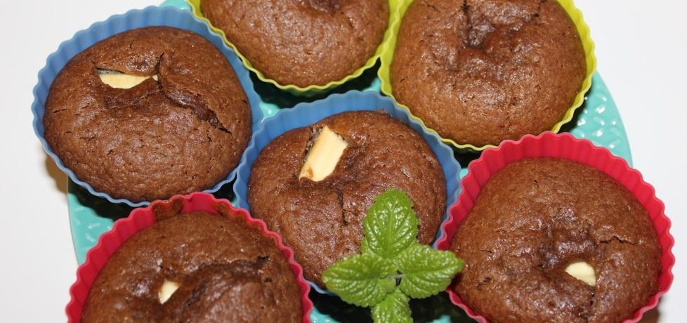 Karobowe muffinki na maślance (autor: mama