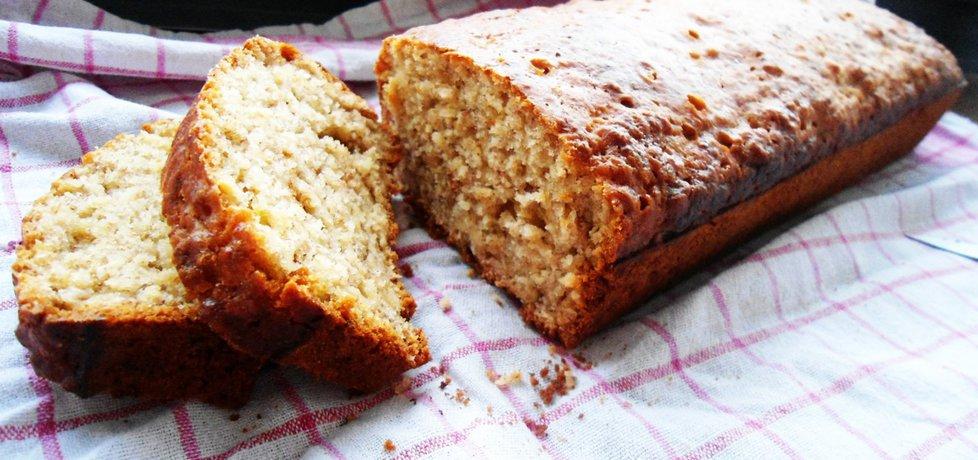 Ciasto chlebek bananowy z limonkowym akcentem (autor: klausia ...
