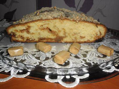 Ciasto z krówkami