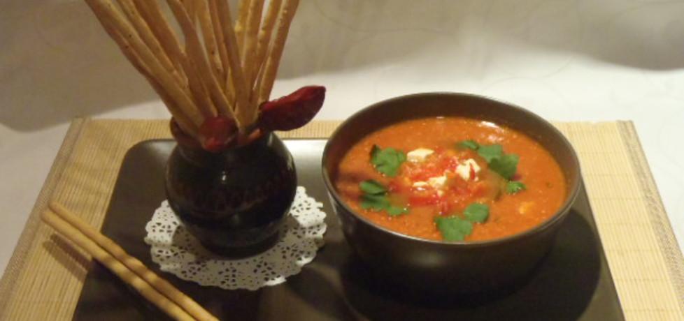 Bardzo pikantna pomidorowa (autor: magula)