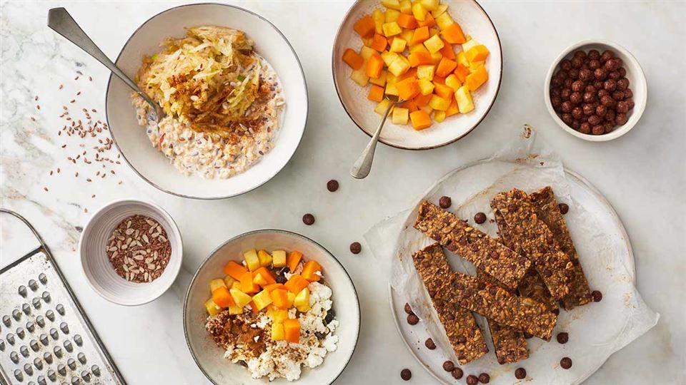 Przepisy na jesienne śniadania