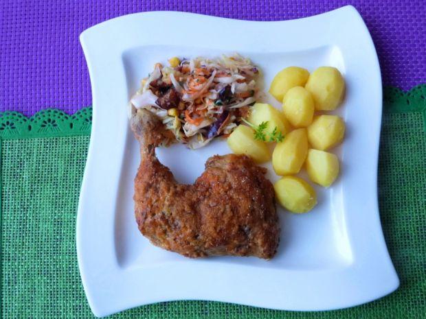 Kurczak pieczony w majonezie przepis
