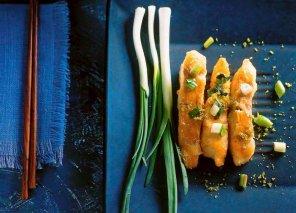 Ryba smażona z imbirem  prosty przepis i składniki