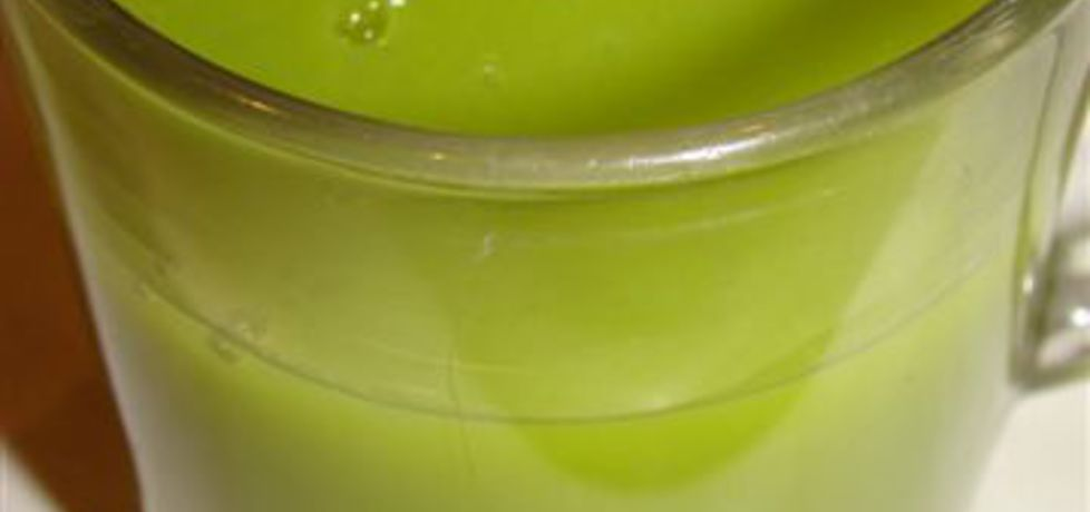 Sok z kiwi (autor: katarzynakate1980)